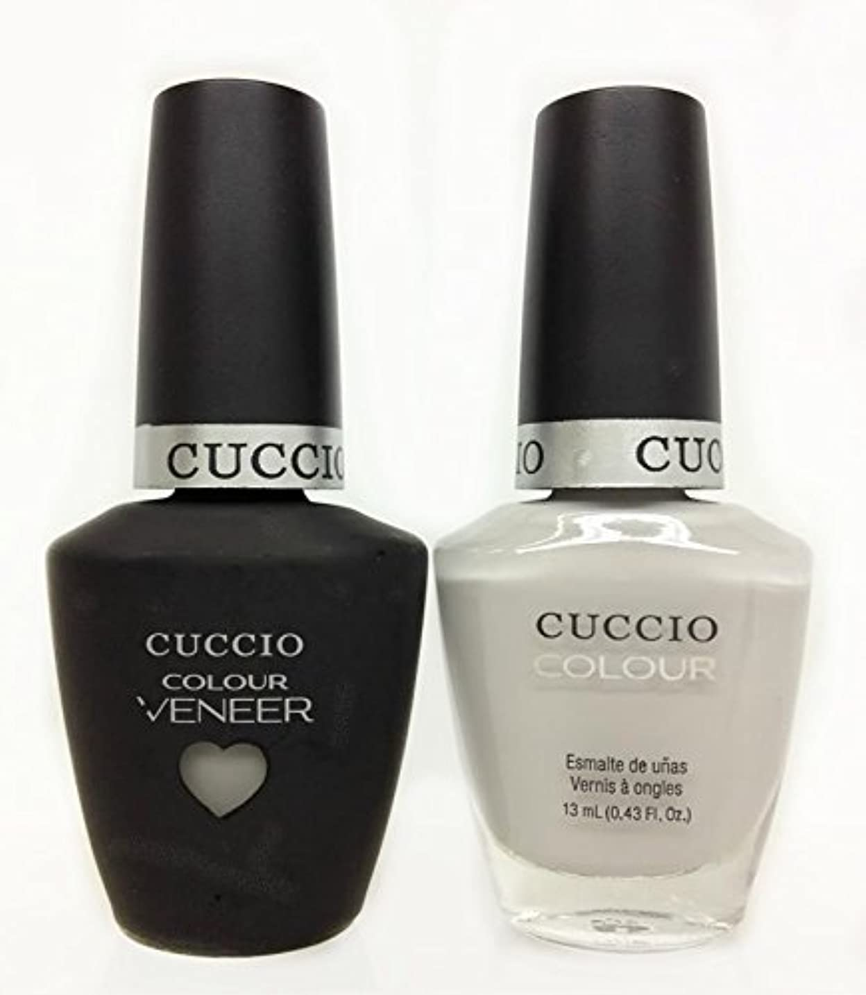 利用可能静けさCuccio MatchMakers Veneer & Lacquer - Quick as a Bunny - 0.43oz / 13ml Each