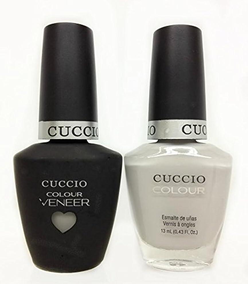 分岐する分離起こるCuccio MatchMakers Veneer & Lacquer - Quick as a Bunny - 0.43oz / 13ml Each