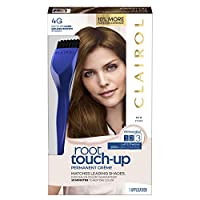 Clairol Nice 'N Easy Root Touch-Up 4G Dark Golden Brown 1 Kit by Clairol