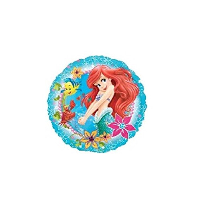 Ariel The Little Mermaid 46cm Anagram Balloon Birthday Party Decorations