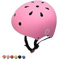 XJD ヘルメット こども用 大人用 キッズ 幼児 軽量 通気性 高品質 スポーツヘルメット 自転車 サイクリング 通学 スキー バイク スケートボード 保護用ヘルメット