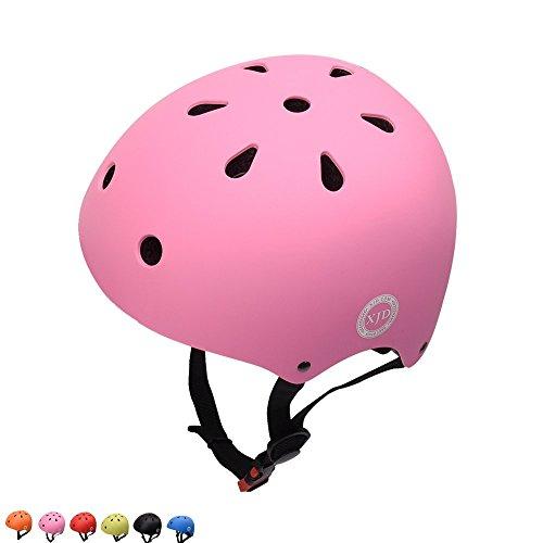 XJD ヘルメットこども用 キッズ 幼児 軽量 通気性 高品...