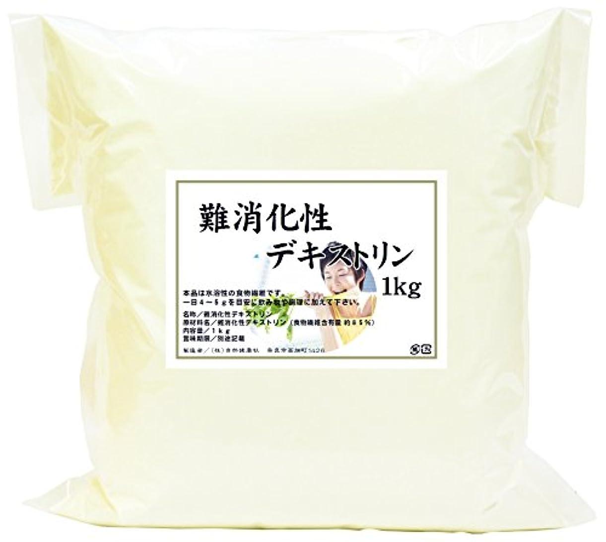 風景乳クリケット自然健康社 難消化性デキストリン 1kg 密封袋入り