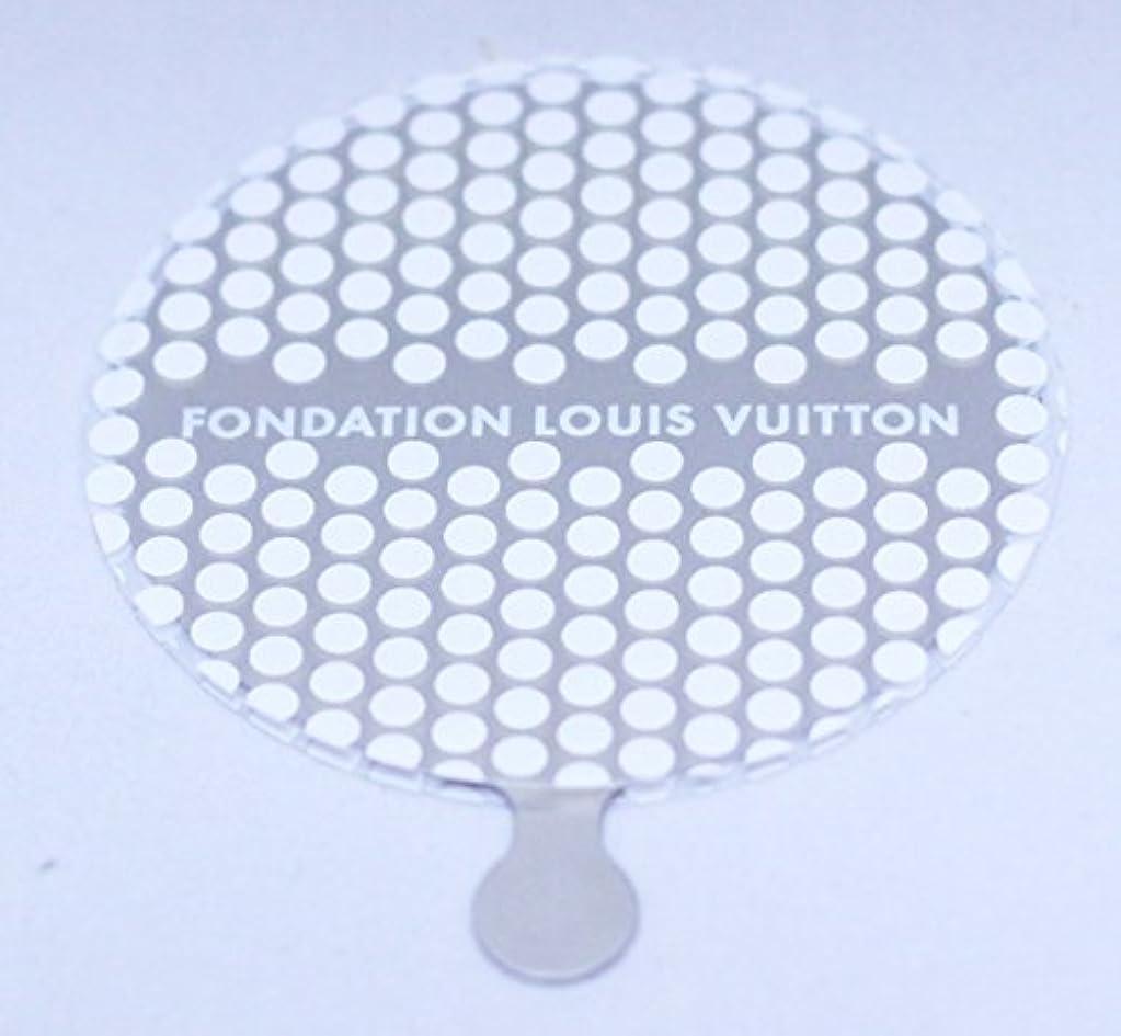 結び目ホステス温度ルイヴィトン財団 美術館 限定 FONDATION LOUIS VUITTON ハンドミラー [並行輸入品]