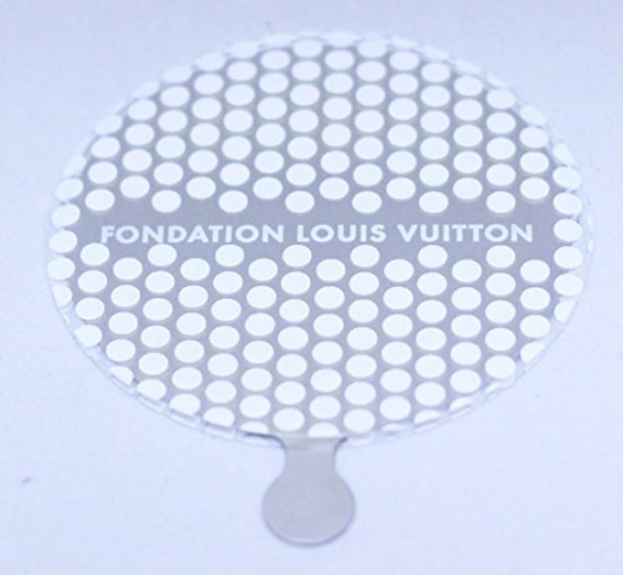 欲望によるとパースブラックボロウルイヴィトン財団 美術館 限定 FONDATION LOUIS VUITTON ハンドミラー [並行輸入品]