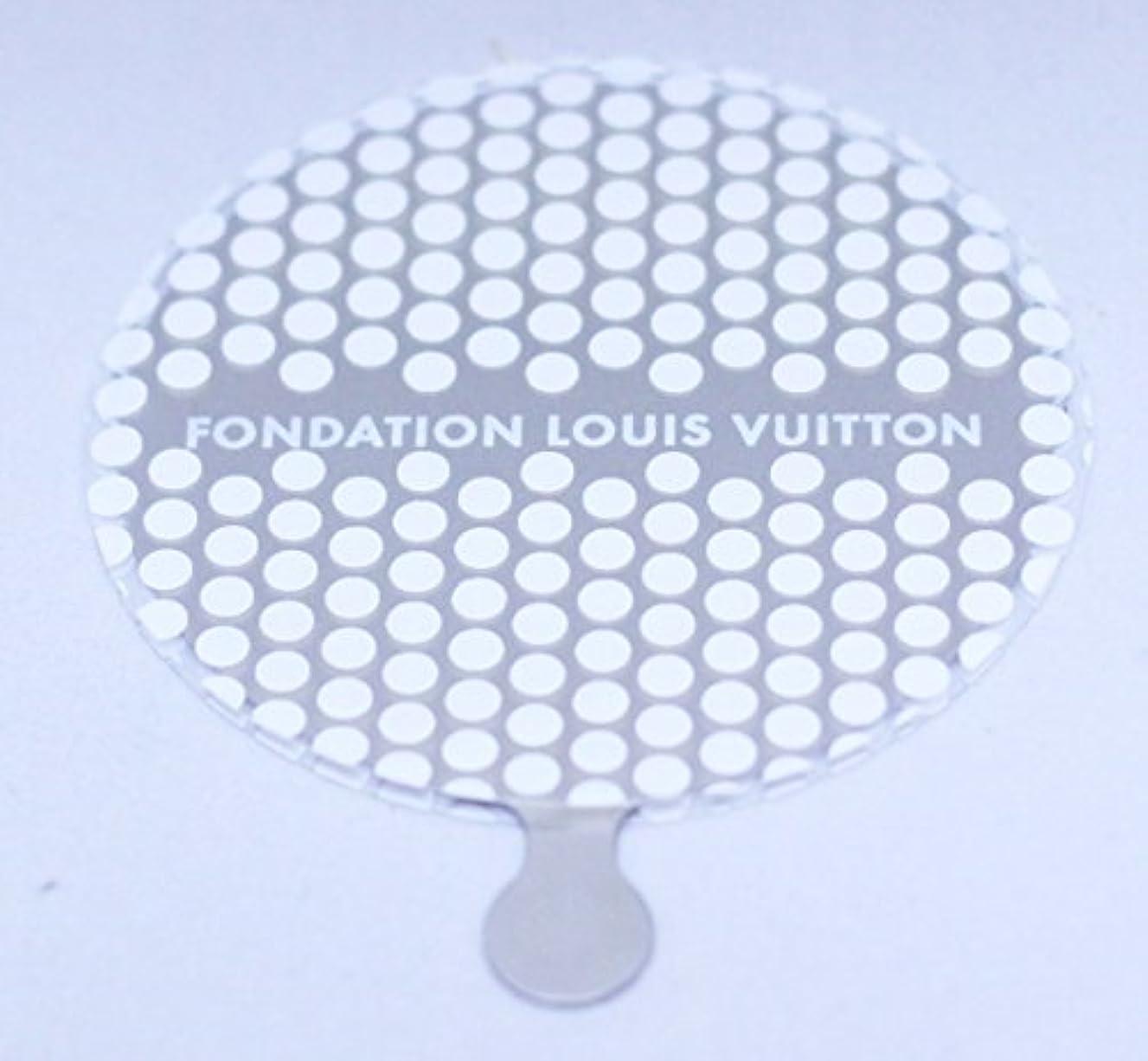 クラック教育学メンタールイヴィトン財団 美術館 限定 FONDATION LOUIS VUITTON ハンドミラー [並行輸入品]