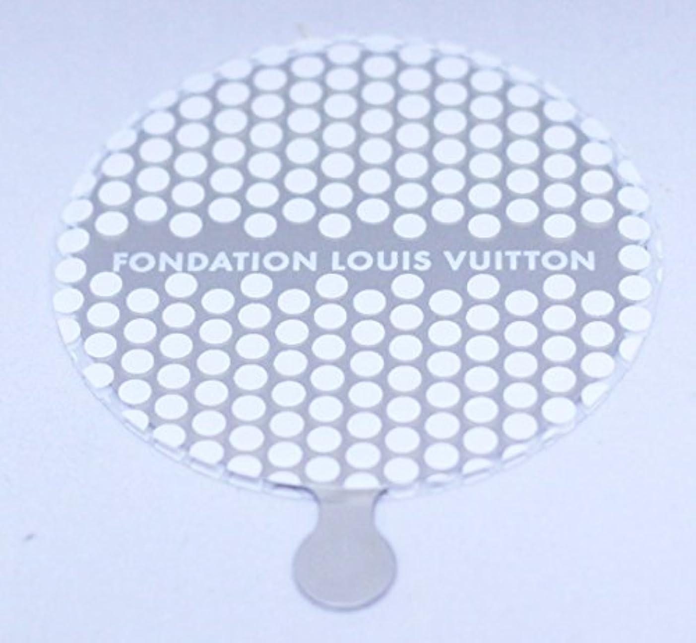屈辱するサーカス膿瘍ルイヴィトン財団 美術館 限定 FONDATION LOUIS VUITTON ハンドミラー [並行輸入品]