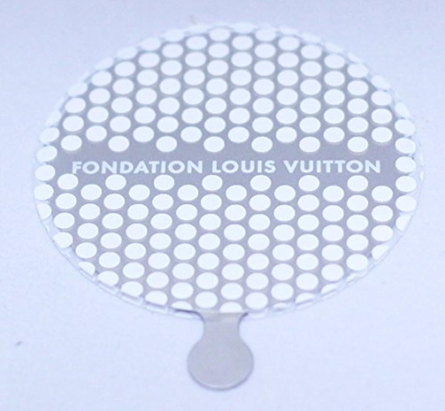 批評流行ボイコットルイヴィトン財団 美術館 限定 FONDATION LOUIS VUITTON ハンドミラー [並行輸入品]