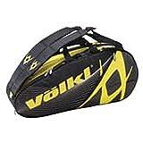 VOLKL(フォルクル) チーム コンビ バッグ 2015 ラケットバッグ 6~8本入れ イエロー×ブラック V74002