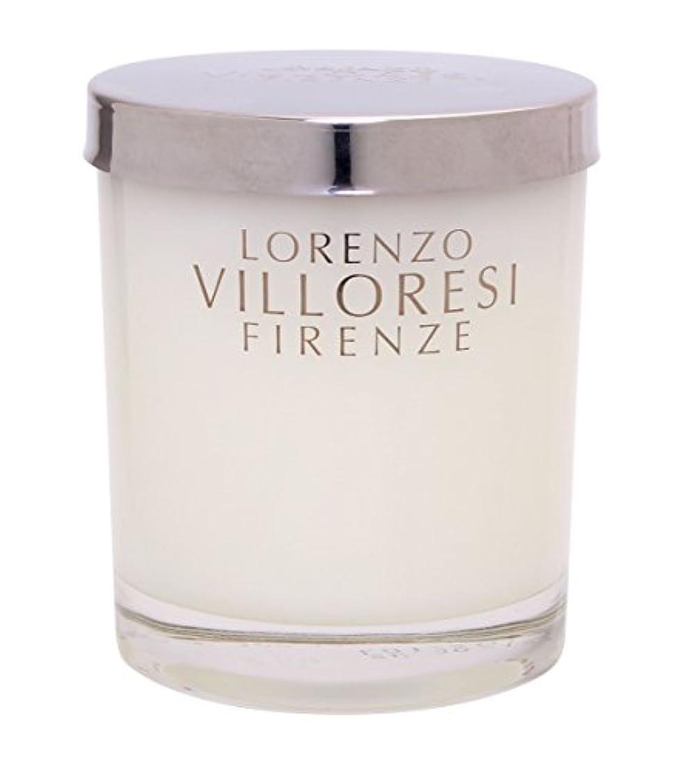 調整可能ドナー記念品LORENZO VILLORESI キャンドル イペルボレア 200mL