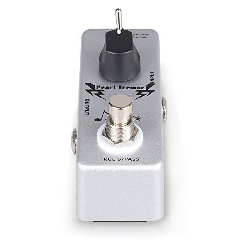 Donner Pearl Tremor フェイザー 位相器 ギターエフェクター コンパクトなペダル