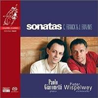 Sonatas: C. Franck & J. Brahms (2002-12-10)