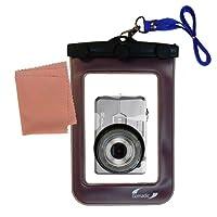 軽量水中カメラバッグSuitable for the Casio EXILIM EX - ex-z850防水保護