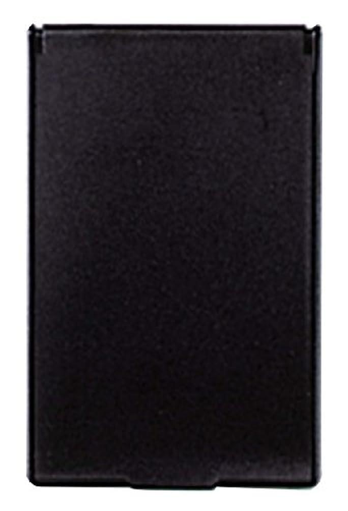 スコアある札入れビブレ 角型 コンパクトミラー S ブラック Y-3572