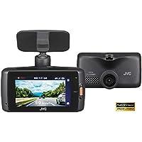 JVC KENWOOD GC-DR1 ドライブレコーダー GPS搭載/高解像度3メガ記録/microSDHCカード付属/運転支援機能