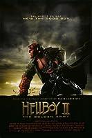 ヘルボーイII 2The Golden Army映画ポスターオリジナルMiniシート11x 17