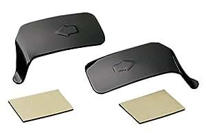 キジマ(KIJIMA) ターンシグナルエクステンションレバー2 ブラック XLモデル ダイナ ソフテイル ツーリングモデル等 HD-04119