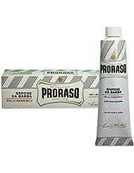 Proraso (ポロラーソ) シェービングクリーム センシティブ 150 ml [並行輸入品]
