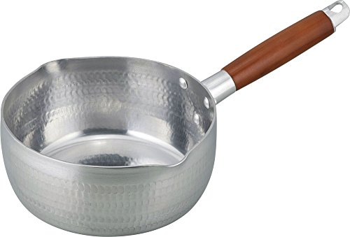 和平フレイズ 片手鍋 煮物 茹で物 和食 雪平鍋 烹彩 18cm IH対応 HR-7486