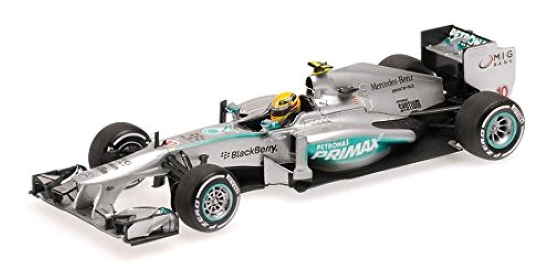 2013メルセデスAMGペトロナスf1チームw04 – Lewis Hamilton – 1stポディウムMalaysian GP DiecastモデルCar In 1 : 43 Scale by Minichamps