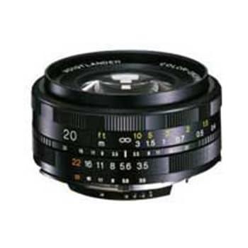 VoightLander 単焦点広角レンズ COLAR SKOPAR 20mm F3.5 SLII N Aspherical EF Cスコパー20F3.5SL2NEF