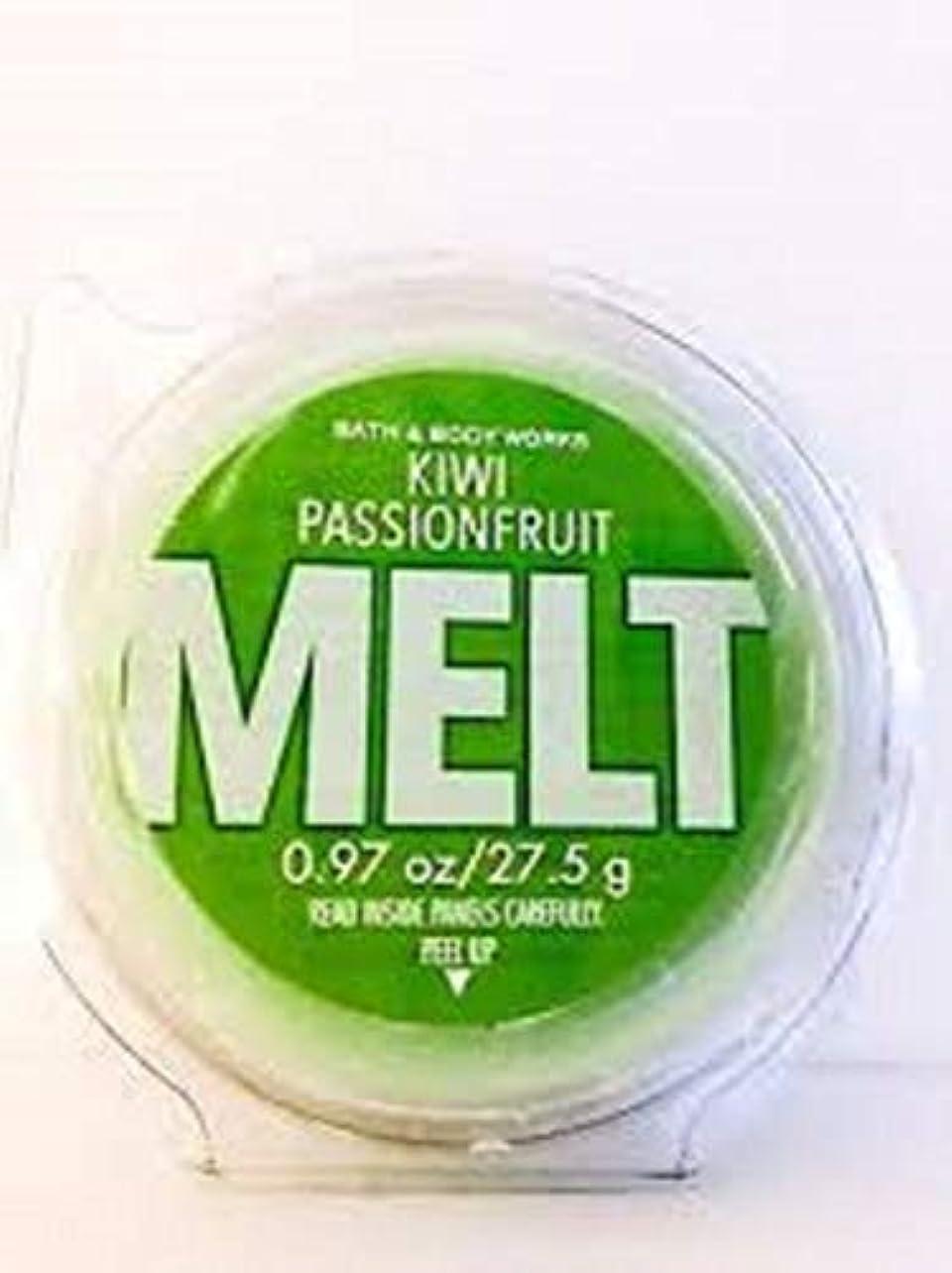 分布ヘッジ郡【Bath&Body Works/バス&ボディワークス】 フレグランスメルト タルト ワックスポプリ キウイパッションフルーツ Wax Fragrance Melt Kiwi Passionfruit 0.97oz/27.5g