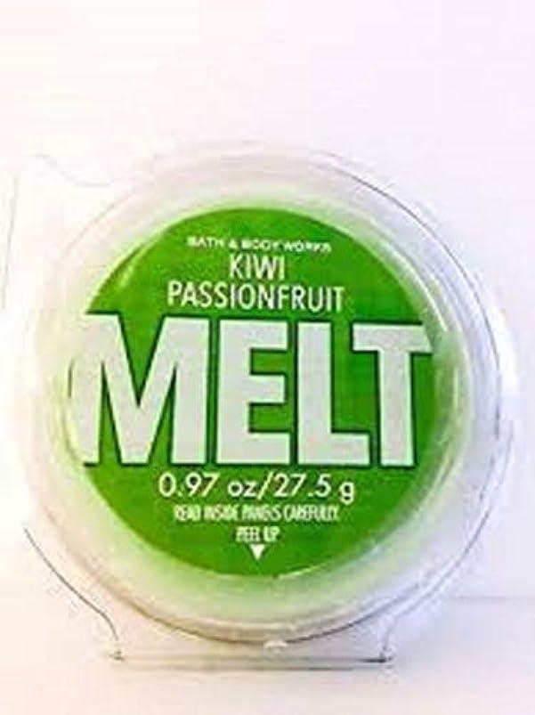ひどくスプーン休日に【Bath&Body Works/バス&ボディワークス】 フレグランスメルト タルト ワックスポプリ キウイパッションフルーツ Wax Fragrance Melt Kiwi Passionfruit 0.97oz/27.5g