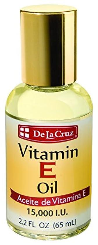 寝てる宣言する化学De La Cruz 宇佐2.2フロリダ州メイドビタミンEオイル15,000のIu、防腐剤、人工の色や香り、。オズ。 1パック