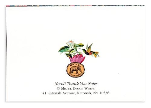 ミッシェルデザインワークス グリーティング サンキューカード Neroli GMTC240-CARD