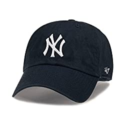 '47 Brand MLB カジュアルキャップ(CLEAN UP CAP クリーンナップ キャップ) ニューヨーク・ヤンキース