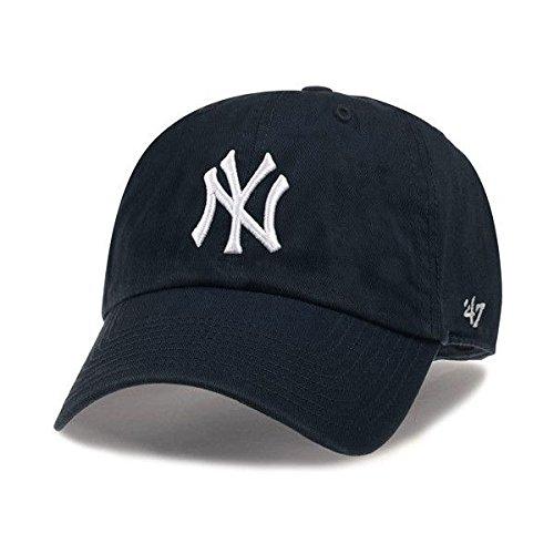 '47 Brand MLB カジュアルキャップ(CLEAN UP CAP/クリーンナップ キャップ) ニューヨーク・ヤンキース