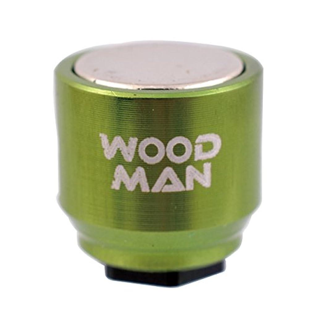 思われるラベル間違いWOODMAN(ウッドマン) スピーズ [SPEEDZ] ホイールマグネット グリーン Sサイズ 094526