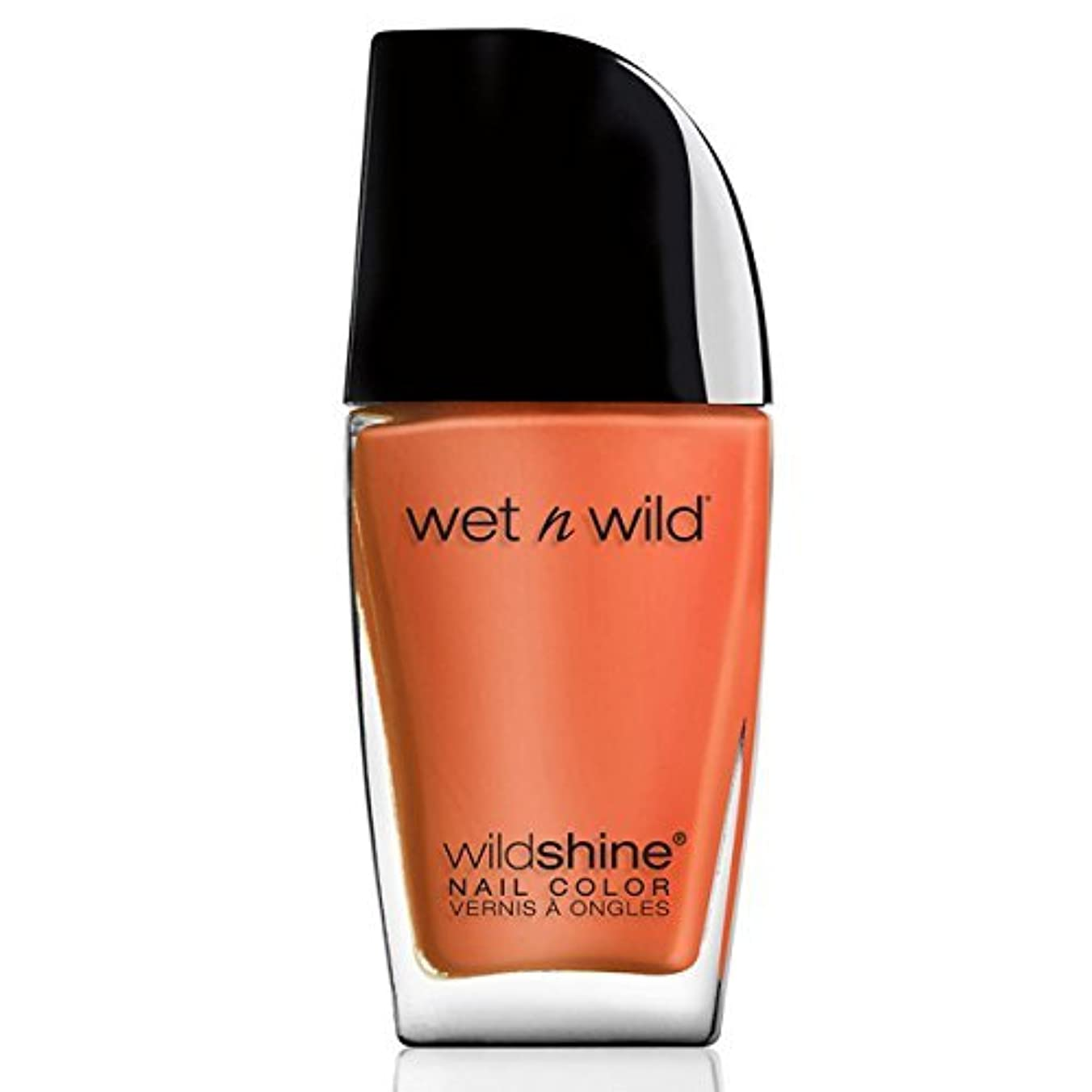 登山家スペルベッドを作るWet n Wild, Wild Shine Nail Color, Blazed - 1 ct by Wet 'n Wild