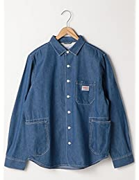 (コーエン) COEN SMITH(スミス)別注長袖ワークシャツ18SS 75106028000