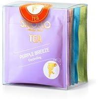 (SIROCCO TEA - CLASSIC SELECTION) シロッコ茶(スイス)- 2パックx 8ティーバッグ古典的な有機茶のコレクション [並行輸入品]