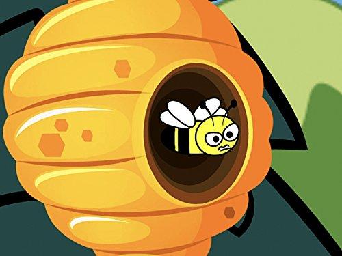ハチのハチロウ