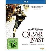 Oliver Twist [Blu-ray] (Region Free) [並行輸入品]