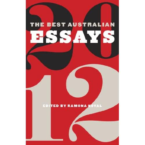 black inc best australian essays Each year the best australian collections – essays, stories and poems – bring together the best and brightest that has been written across the country.