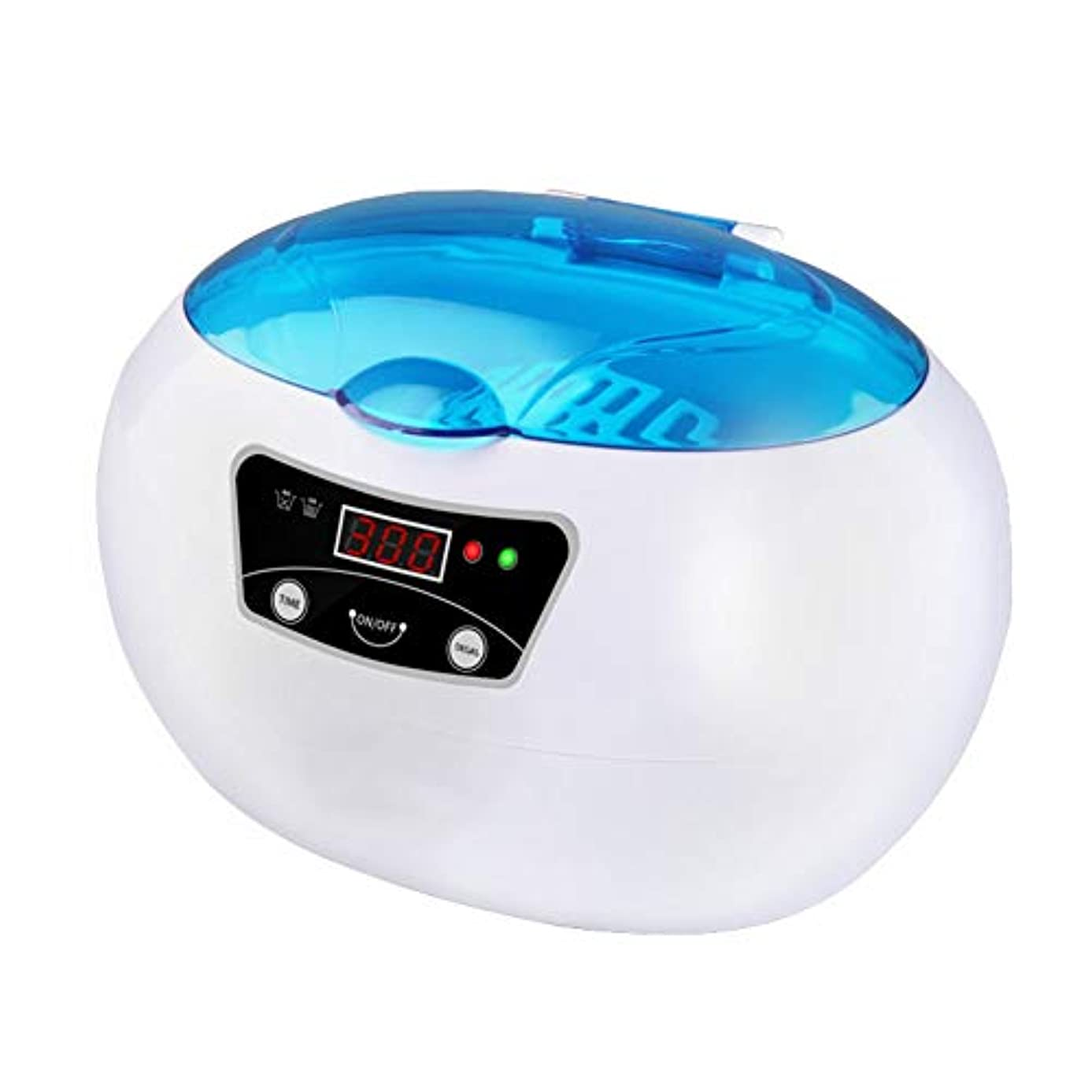 雪性交援助滅菌器ネイルアートネイル滅菌器マニキュア機消毒滅菌器ボックスネイルツールネイルサロン超音波クリーナー,ブルー