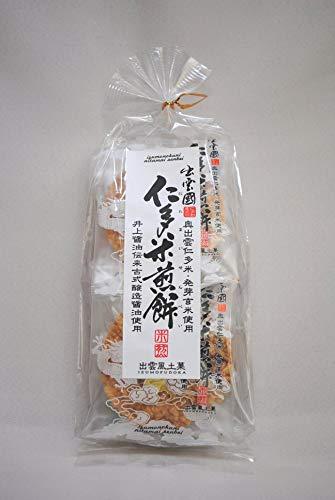 仁多米煎餅 7枚入り × 2袋 井上醤油店 奥出雲町