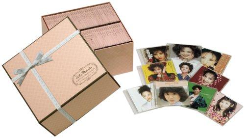 [画像:Seiko Matsuda Single Collection 30th Anniversary Box~The voice of a Queen~]