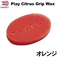 TARGET Play Citrus Grip Wax ORANGE