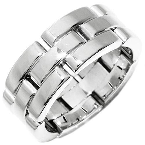 [カルティエ]Cartier K18WG マイヨンパンテールリング 指輪 #53(12号) 中古