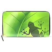 マキク(MAKIKU) 長財布 レディース 大容量 いろんな柄により選べる 動物 ラウンドファスナー 革 レザー おしゃれ カード12枚収納 プレゼント対応 …