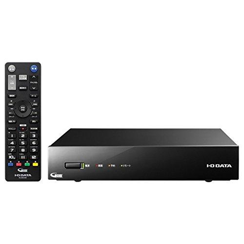 I-O DATA 地デジ/BS/CS ダブルチューナー レコーダー 外付けHDD(録画)/HDMI対...