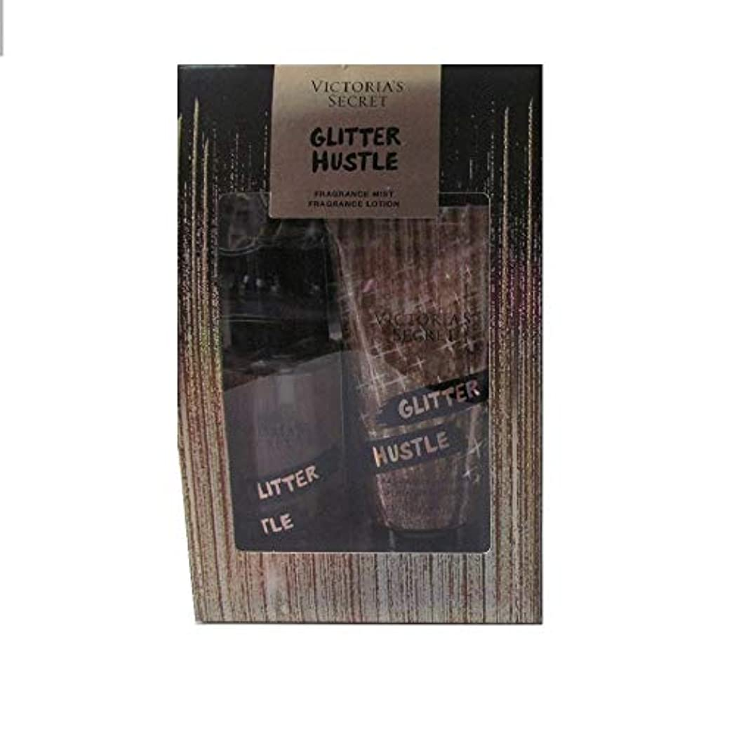 ボランティア南西供給ミスト&ローション,ミニギフト&ギフトボックス セット MiniGiftSet&GiftBox ヴィクトリアズシークレット Victorias'Secret (5.グリッターハッスル/GlitterHustle) [並行輸入品]
