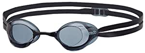 Speedo(スピード) 水泳用 ゴーグル サイドワインダー ブラック ECOパッケージ SD98G02E