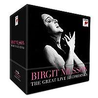 ビルギット・ニルソン グレイト・ライヴ・レコーディングズ 1953~1976(31CD)