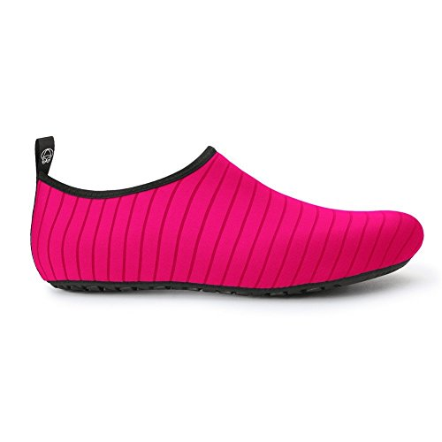 Msova ビーチ靴 スイミングシューズ ウォーターシューズ...