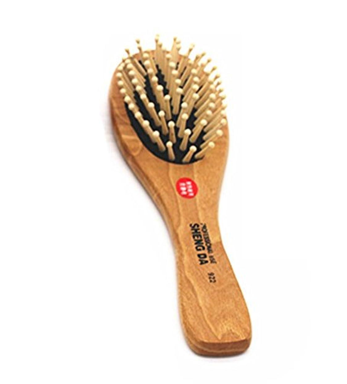 を必要としていますフルーツプラグRemeehi頭皮マッサージくし ヘアケアブラシ 頭皮マッサージ 木製櫛 静電防止コーム 高級健康木製くし 人体工学 3#